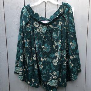 Lularoe Madison Skirt Size 3XL
